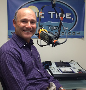 Dr. Neatrour on The Tide radio show
