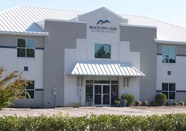 Beach Eye Care First Colonial Location