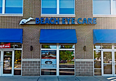 Beach Eye Care Holland Location