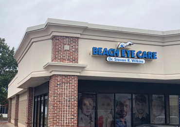 Beach Eye Care Kempsville Location
