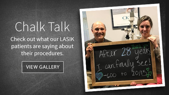 LASIK Chalk Talk
