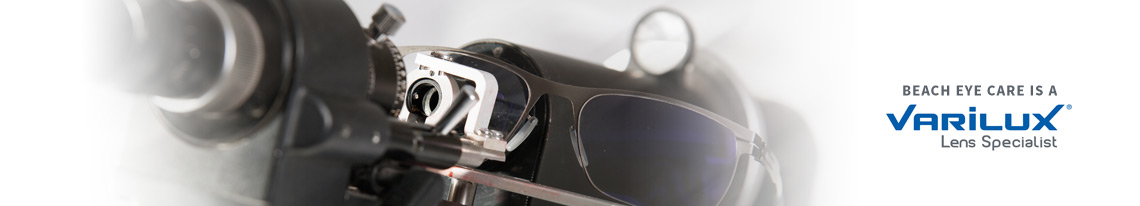 Beach Eye Care is a Varilux Lens Specialist