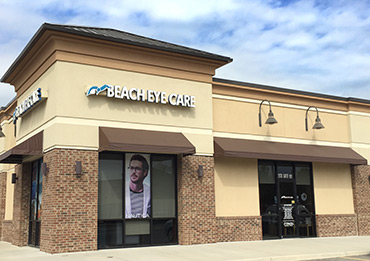 Beach Eye Care Red Mill Location