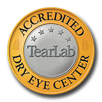 Accredited TearLab Dry Eye Center